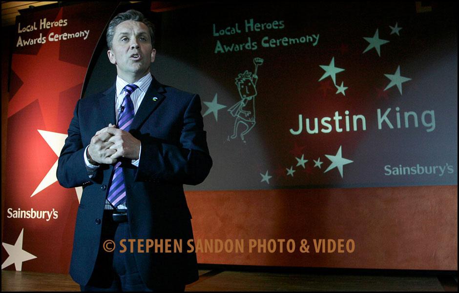 Justin King
