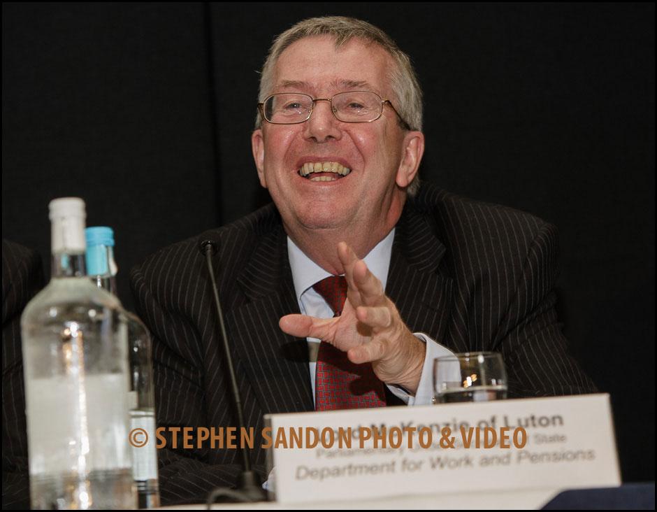 Baron McKenzie of Luton