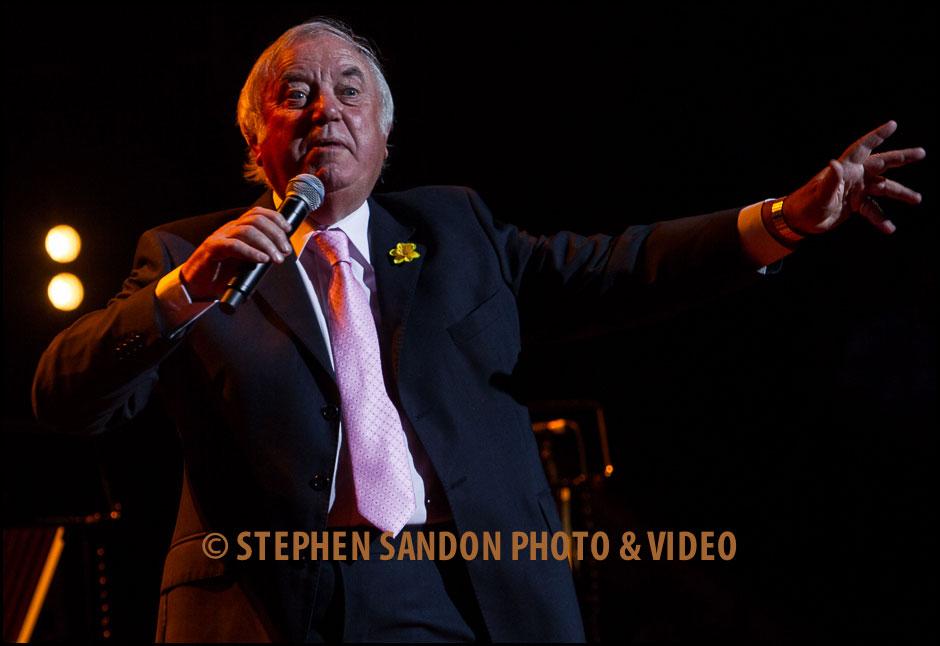 Jimmy Tarbuck OBE