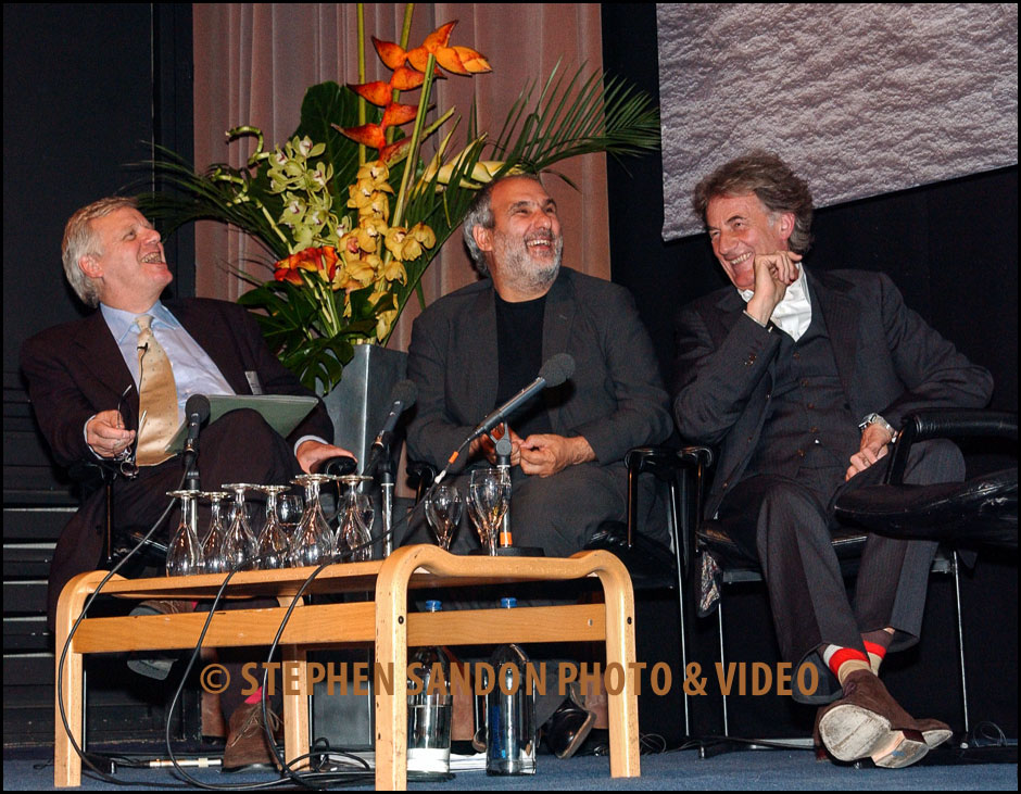 Michael Grade, Alan Yentob, Paul Smith