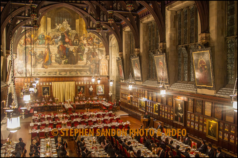 Lincoln's Inn Grand Hall
